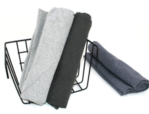 Five reasons why choosing the flat rib knitted fabric clothing